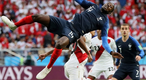 خلاصه بازی فرانسه 1 - پرو 0 (جام جهانی 2018 روسیه)