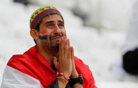 """اشکهایی برای یک """"جام""""/ لحظه های دراماتیک در جام جهانی 2018"""