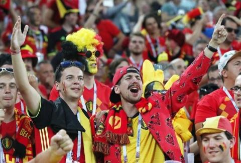 خلاصه بازی انگلیس 0 - بلژیک 1 (جامجهانی 2018 روسیه)