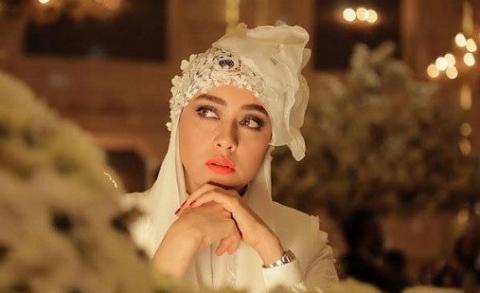 اولین فیلم از پشت صحنه «بی وزنی» با بازی بهاره کیان افشار