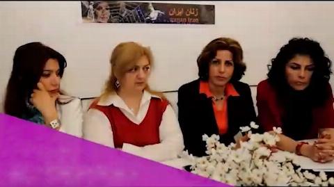 اقدام کثیف سردسته منافقین: عقد دستهجمعی زن ها با مسعود رجوی!