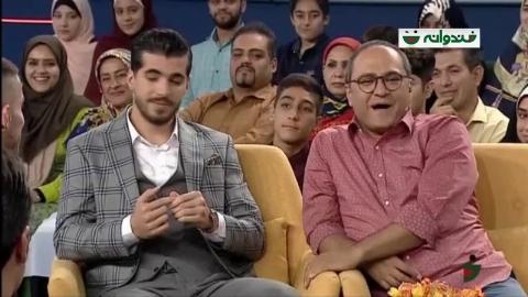 بازی خندهدار بیرانوند، محمدی، عزتاللهی و رامبد جوان