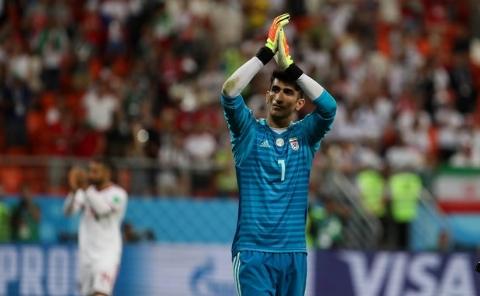 ویدیوی دیدنی از عملکرد فوق العاده علیرضا بیرانوند در جام جهانی در یک نگاه