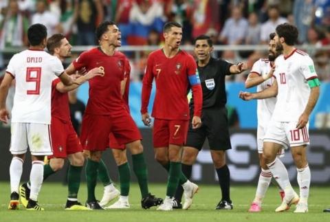 اتفاقاتی که در بازی ایران و پرتغال هیچوقت نشان داده نشد!