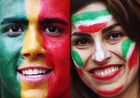 خلاصه بازی ایران 1 - پرتغال 1 ( جام جهانی 2018 روسیه)