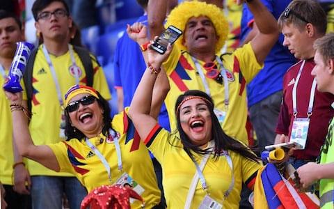 خلاصه بازی سنگال 0 - کلمبیا 1 (جامجهانی 2018 روسیه)