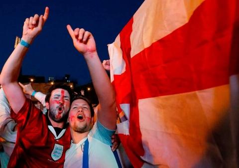 خلاصه بازی سوئد 0 - انگلیس 2 (جام جهانی 2018 روسیه)