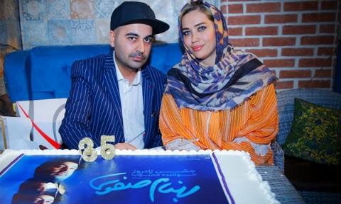 ستاره باران بهنام صفوی در شبی که بازیگر سینمای ایران عامل اصلی ازدواجش را اعلام کرد/اختصاصی تی وی پلاس
