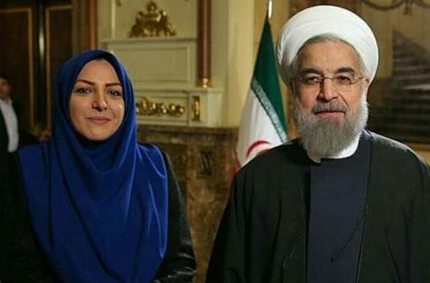 واکنش تند گوینده شبکه خبر، به ایرانیانی که پای پستهای دونالد ترامپ و نتانیاهو درخواست میگذارند