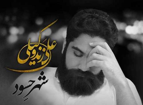 """آهنگ زیبای علی زند وکیلی به نام """" شهر حسود """" منتشر شد/ از تی وی پلاس بشنوید و دانلود کنید"""