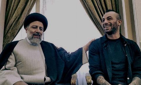 ویدیو؛ افشاگری تتلو از پشت پرده دیدار با رئیسی