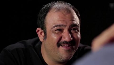 اشکهای بازیگر طنز سینما و تلویزیون بعد از تماشای تنگه ابوقریب