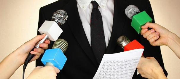 سوتی خندهدار خبرنگار تلویزیون در حین بزرگنمایی یک حادثه