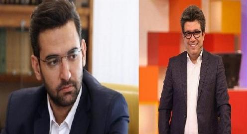 پیشنهاد عجیب وزیر جوان کابینه به رضا رشیدپور روی آنتن زنده تلویزیون!