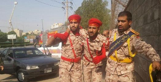 جزئیات حمله تروریستی به مراسم رژه نیروهای مسلح در اهواز