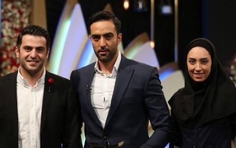 واکنش جالب علی ضیا به مدل آشنایی کیمیا علیزاده و همسرش