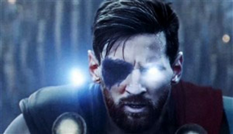 ورود مسی و رونالدو به دنیای سینما/ کلیپ جذاب سینمایی به مناسبت آغاز لیگ قهرمانان اروپا