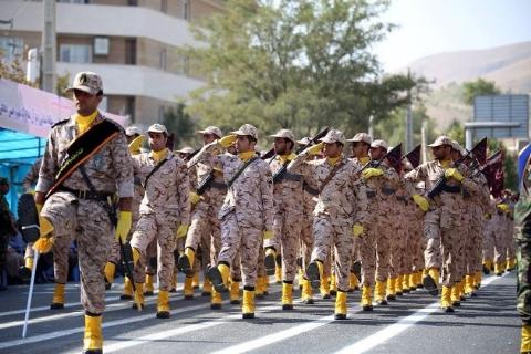 فوری؛ حمله تروريستی به مراسم رژه نیروهای مسلح در اهواز