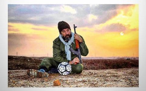 سوتی ناجور آقای فوتبالیست در فیلم جدیدش!/ استوری که برای کاپیتان رحمتی حاشیه ساز شد/ نت پلاس تقدیم می کند
