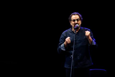 گزارش کنسرت استاد آواز ایران، شهرام ناظری و گروه مولوی در تهران