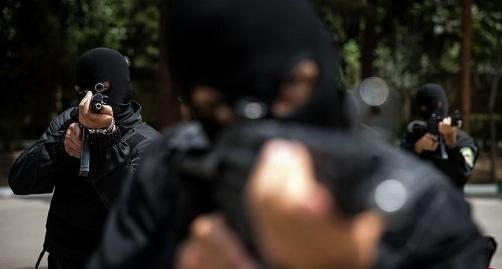 فوری؛ نخستین فیلم از تروریست های دستگیر شده در اهواز