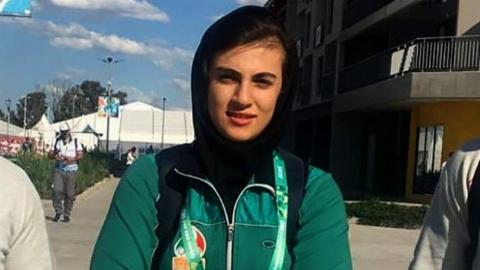 حذف ناباورانه جودوکار تیم ملی بانوان از المپیک جوانان به جرم داشتن حجاب!!!