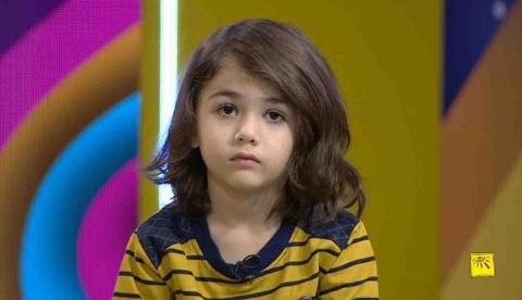 رونمایی رشیدپور از نابغه ۶ ساله ایرانی/ واکنش ناامیدکننده آموزش و پرورش: حتی اگر انیشتین هم باشد باید از کلاس اول شروع کند!