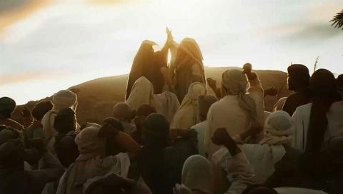 تریلر فیلم سینمایی  The tale of the heavens  در مورد زندگی امام علی(ع) ساخته کارگردان کویتی