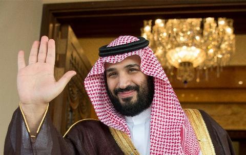 تصاویری باورنکردنی از زندگی سوپر لاکچری ولیعهد سعودی