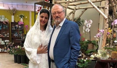 افشاگری یک زن/ پیدا شدن سر و کله همسر پنهانی جمال خاشقچی: یک سال پیش در واشنگتن ازدواج کردیم