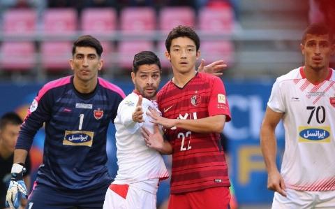 خلاصه بازی کاشیما آنتلرز 2 - پرسپولیس 0 (فینال جام باشگاه های آسیا)