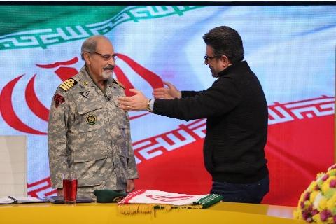 لحظه انفجار بغض رشیدپور روی آنتن بعد از شنیدن خاطرات تلخ و شیرین فرمانده تکاوران ارتش از آزادسازی خرمشهر
