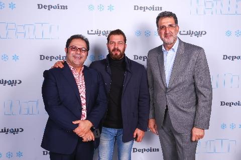 برای اولین بار در ایران اتفاق افتاد؛ رونمایی پژمان بازغی و دخترش از یخچال هوشمند سوپرلوکس دیپوینت/شاهکار بزرگ نخبه های ایرانی در صنعت لوازم خانگی