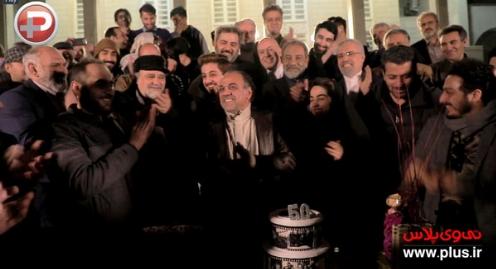 شریفی نیا و رابعه اسکویی شب جشن تولد پنجاه سالگی کارگردان جبهه ای سینمای ایران را ماندگار کردند/سنگ تمام «گاندو» به افتخار زادروز جواد افشار - اختصاصی تی وی پلاس