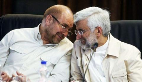 لحظه ترکیدن بغض قالیباف روی آنتن تلویزیون: من هم برادرم در عملیات کربلای 4 شهید شد/توئیت جنجالی محسن رضایی داغ ترین هشتگ روز فضای مجازی ایران