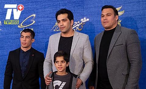 گفتگوی اختصاصی تی وی پلاس با محسن تختی بازیگر نقش جوانی جهان پهلوان تختی