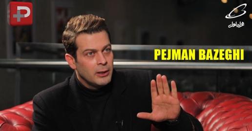 واکنش صریح پژمان بازغی به ادعای بزرگ گلشیفته فراهانی: چرا باید به پسری که گوشواره می زند حس داشته باشم؟/دستمزد هشت میلیون تومانی فراستی نوش جانش