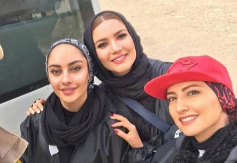 گزارش اختصاصی تی وی پلاس از مراسم رونمایی سریال نمایش خانگی رالی ایرانی2