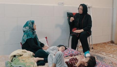 حسرت غم انگیز یک مادر، ستاره سینمای ایران را غرق در اشک کرد/گوهر خیراندیش مهمان قسمت بیست و یکم بگوسیب