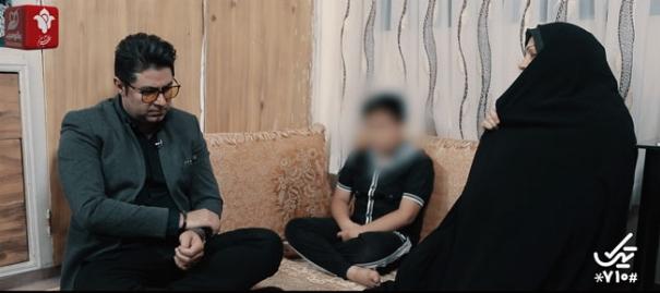 آخرین فرصتِ مادرِ بارداری که همسرش به جرم مواد مخدر زندانیست اما تا تولد نوزاد بی پناهش هم فقط چند روز دیگر باقیست/حجت اشرف زاده مهمان قسمت بیست و پنجم بگوسیب