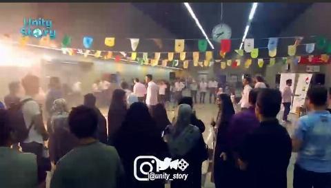 ویدیویی از اتفاقی عجیب در متروی تهران