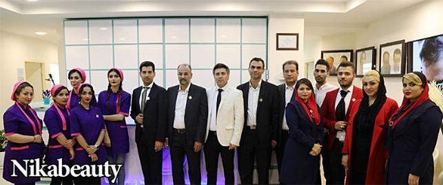 کاشت مو و ابرو بدون جراحی. کمتر از ۷ساعت/مجهزترین مرکز کاشت مو غرب تهران