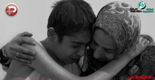 چشمان باران زده و ناامید پسر مادرزاد بیمار، شاهد عینی دُعای عجیب مادرش: از سر فقر و بی کسی آرزویم مرگ جفت مان است! - اختصاصی