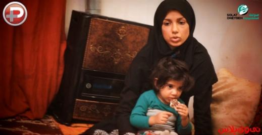 گدایی کردن مادر 20 ساله ای که قربانی کودک همسری شده است: برای زنده ماندن دخترم و آواره نشدن کلیه ام را برای فروش گذاشته ام - داستان زندگی غم انگیز یک مادر که عشق به زندگی و همسرش ستودنیست