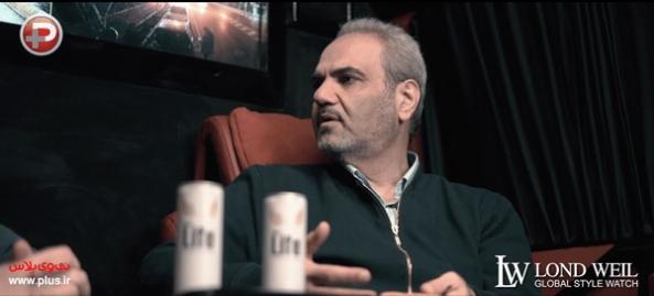 جواد خیابانی برای اولین بار جلوی دوربین های وصیت نامه اش را فاش کرد: حق ندارید قبل از مرگم آن فیلم را منتشر کنید/مهناز افشار یک شاهکار بزرگ در سینمای ایران است - سانسورچی قسمت دوم