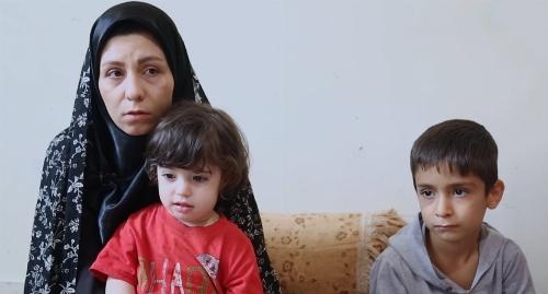 فقط چند روز به آواره شدن یک مادر و بچه های معصومش باقی مانده