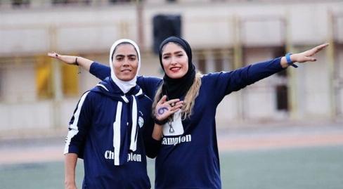 خیلی ها به من میگفتند خانمها رو چه به فوتبال، شما باید برید ظرف بشورید: زهرا خواجوی در گفتگو با تی وی پلاس
