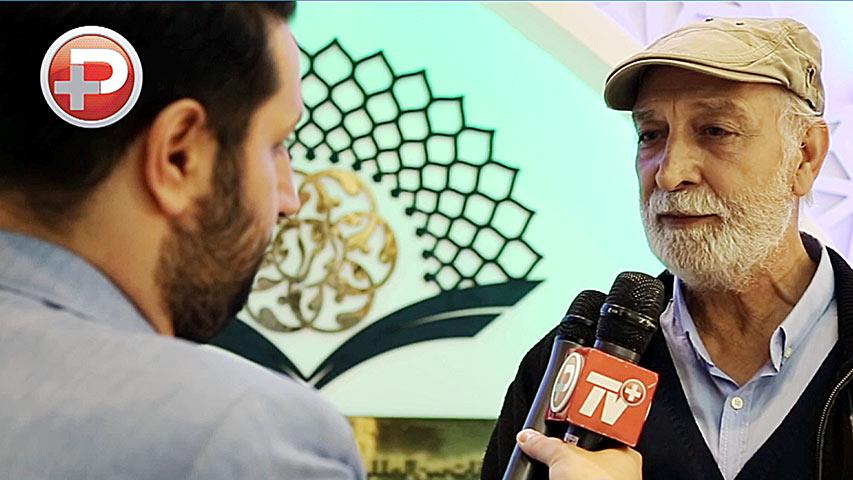 محمود پاک نیت: بعد از سریال یوسف پیامبر یاد گرفتم در زندگی آرامش داشته باشم